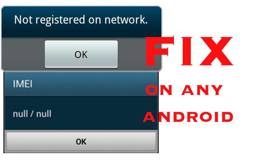Micromax A092 Network Problem