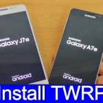 Install TWRP Recovery On Samsung Galaxy J7 Official