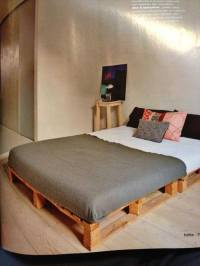 DIY 20 Pallet Bed Frame Ideas