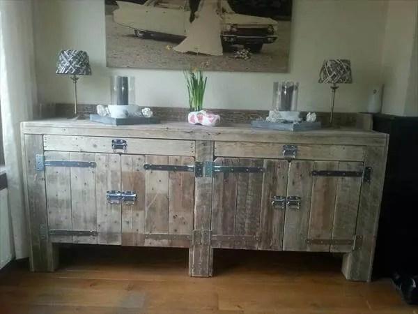 Diy Pallet Kitchen Remodeling Pallets