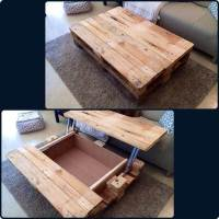 15 Unique Reclaimed Pallet Table Ideas
