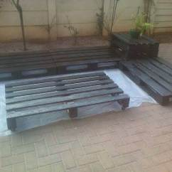 Plans To Build Outdoor Sectional Sofa Fatboy Gonflable Pallet Patio Furniture - Dining And