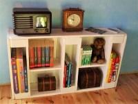 Creative Pallet Shelves | 99 Pallets