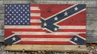 22 Creative Diy American Flag Wall Art | egorlin.com