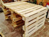 Wooden Pallet Dining Table - Easy to Build | 99 Pallets