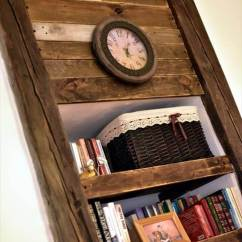 Sofa Table Storage Baskets High Quality Manufacturers Pallet Faux Fireplace With Shelves | 99 Pallets