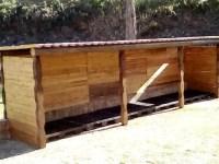 Pallet Shed for Firewood Storage | 99 Pallets