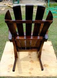 Pallet Rocking Chair | 99 Pallets
