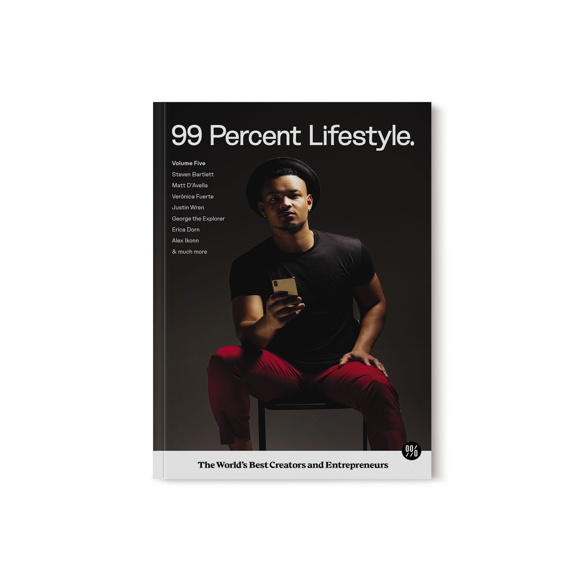 99 Percent Lifestyle Volume 5