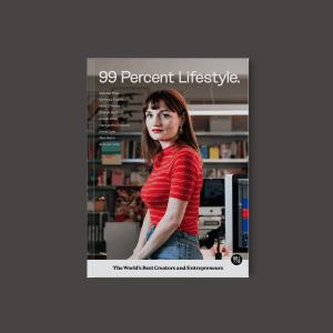 Volume 5 of 99 Percent Lifestyle