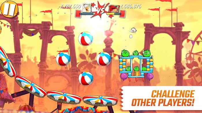 - ดาวน์โหลด Angry Birds 2 (MOD, Unlimited Money) v.2.33.0 ฟรีบน Android