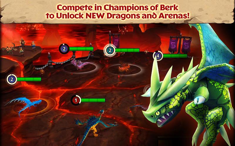 - ดาวน์โหลด Dragons: Rise of Berk (MOD, Unlimited Runes) ฟรีบน Android