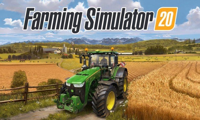 - ดาวน์โหลด Farming Simulator 20 (MOD, Free Shopping) ฟรีบนมือ Android