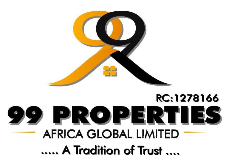 99 properties Africa logo