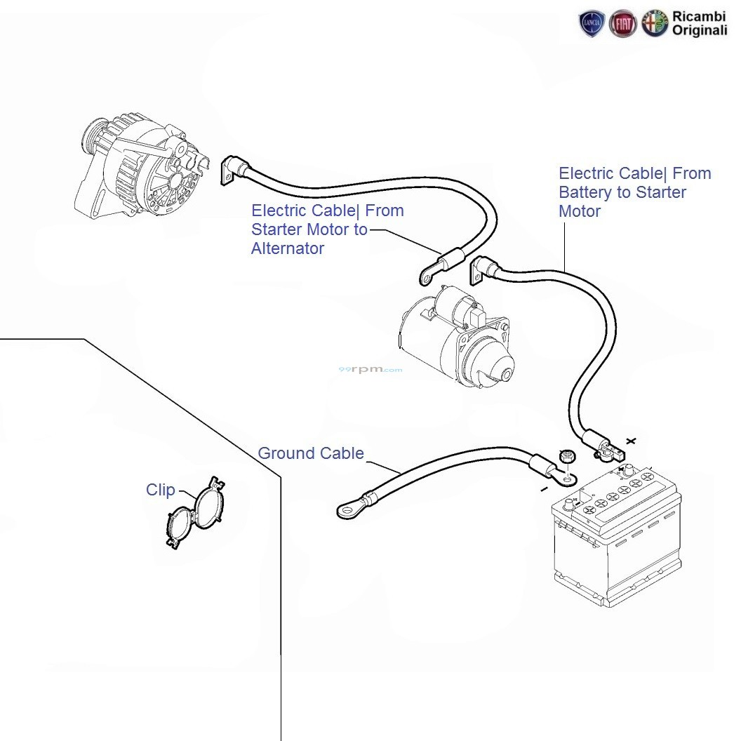 hight resolution of  fiat scudo wiring diagram connecting rod 1 3 multijet diesel linea punto