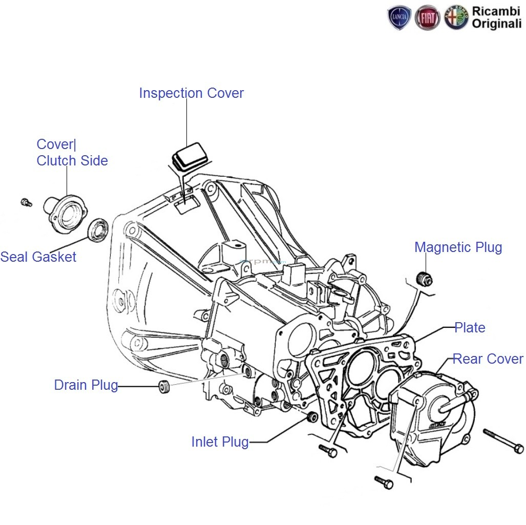 Fiat Uno 1100 Engine Diagram The FIAT Car