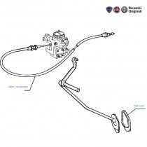 Small Engine Ps Throttle Cable, Small, Free Engine Image