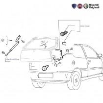 FIAT Door Boots,Hatchback for FIAT Palio, Uno, Siena