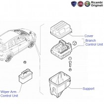 FIAT Body Spare Parts for FIAT Palio, Uno, Siena, Petra