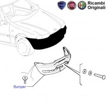 FIAT Front & Rear Bumpers Spare Parts for FIAT Palio, Uno