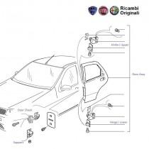 FIAT Body Front & Rear Doors for FIAT Palio, Uno, Siena
