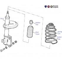 FIAT Palio, Uno Suspension & Shock Absorber Spare Parts in
