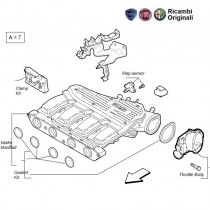 FIAT Genuine Spare Parts Online: for FIAT Punto, Linea