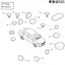 FIAT Isolation & Insulation Spare Parts for FIAT Palio