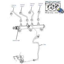 TATA Fuel Injection Pump, Pipes & Injectors for Tata