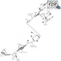 TATA Silencer parts for Indica, Indigo, Safari, Strome