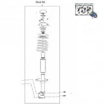 TATA Front Suspension Spare parts for Tata Indica, Indigo