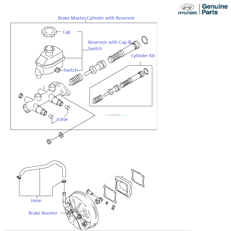 Service manual [2002 Hyundai Accent Slip Differential