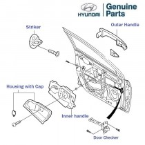 Hyundai Accent 4 Door Interior, Hyundai, Free Engine Image