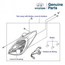 Bmw Tail Lights BMW Grill Clips Wiring Diagram ~ Odicis