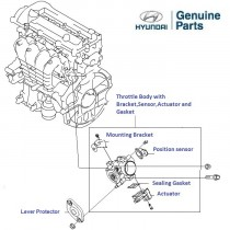 Hyundai Accent 1 6l Engine, Hyundai, Free Engine Image For