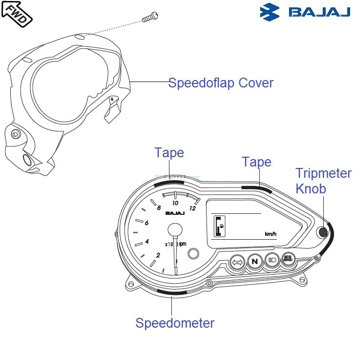 [DIAGRAM] Wiring Diagram Bajaj Pulsar 200 FULL Version HD