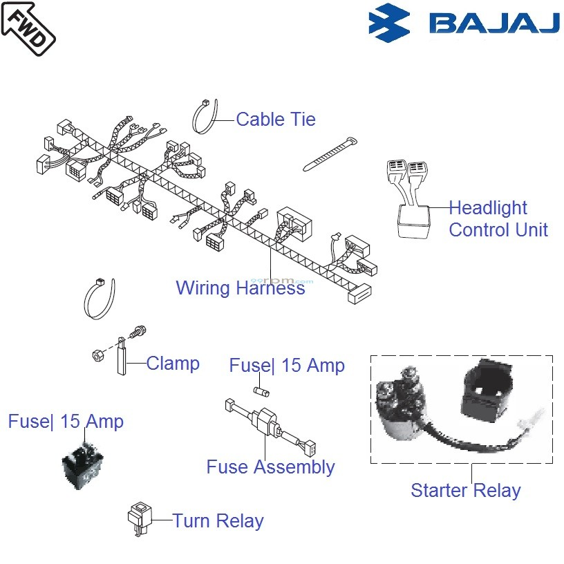 Strange Bajaj Pulsar 150 Spare Parts Catalogue Pdf Kayamotor Co Wiring 101 Capemaxxcnl