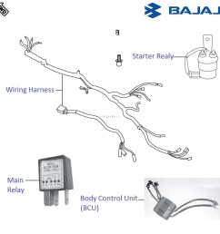 bajaj pulsar 220f dtsi wiring and relaysbajaj auto wiring diagram 13 [ 946 x 948 Pixel ]