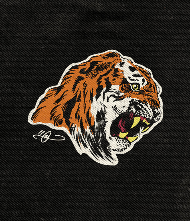 Outlaws Tiger