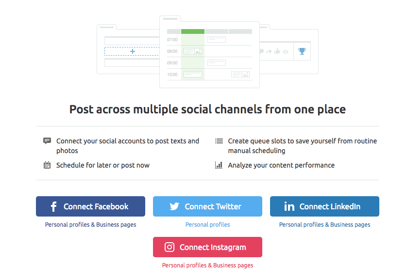 9 Best Social Media Scheduling Tools Thatll Help You Save Time