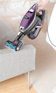 good rated vacuum for stairs