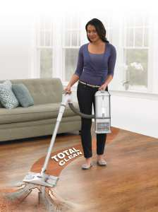 good rated vacuum for hardwood floors and pets