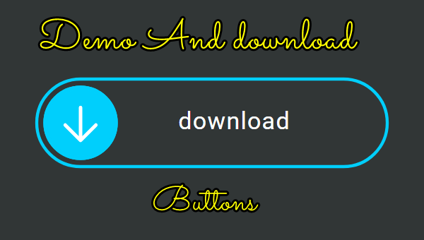 Animated demo and download Css button For Website