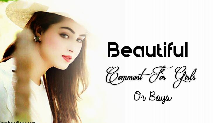 Fb Comment For Girls Photos In Hindi