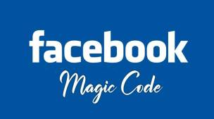 facebook magic code