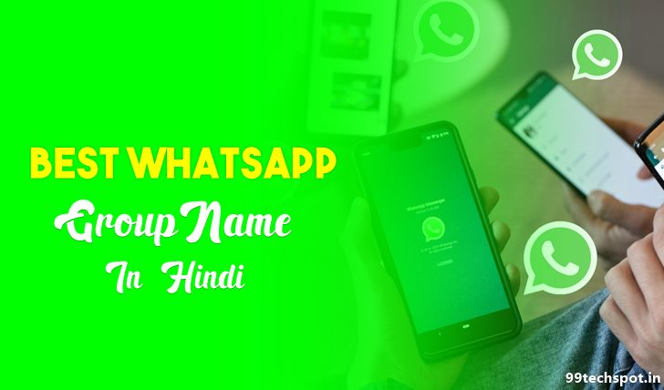 Top 500+ Whatsapp Group Name In Hindi