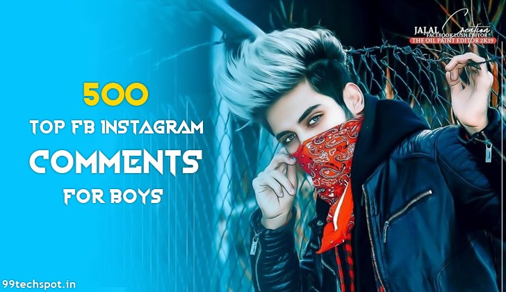 500+ Instagram Facebook Comments In Hindi For Boys Pic