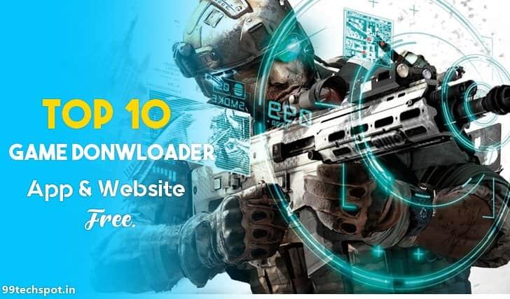 10 Game Download Karne Wala Apps Chahie ?