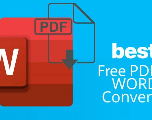 Converting A PDF to Word With online Tools