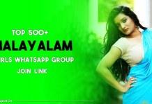 malayalam girl whatsapp group link